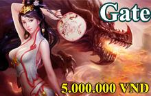 Gate 5 triệu